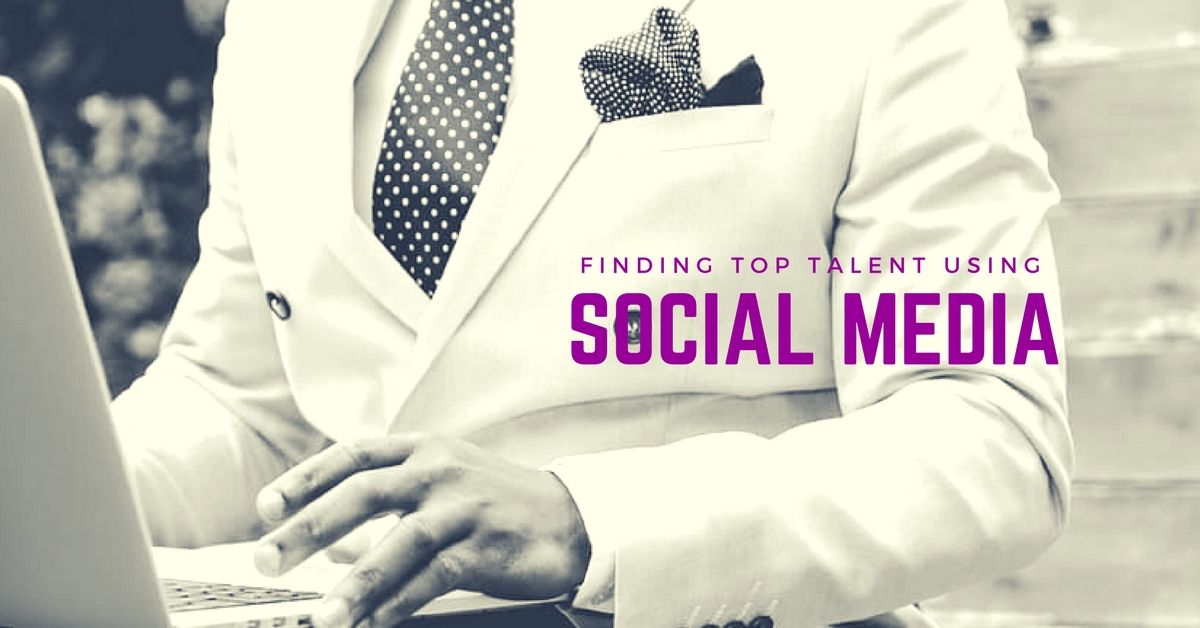 Finding Top Talent Using Social Media