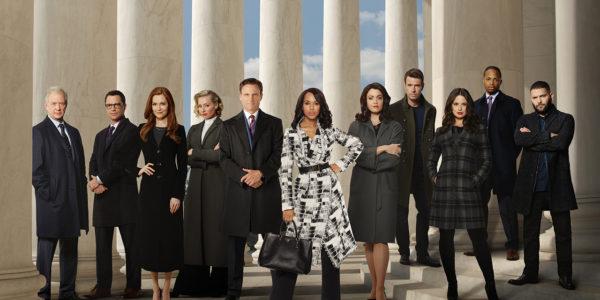Scandal… Recruitment Gladiators In Suits